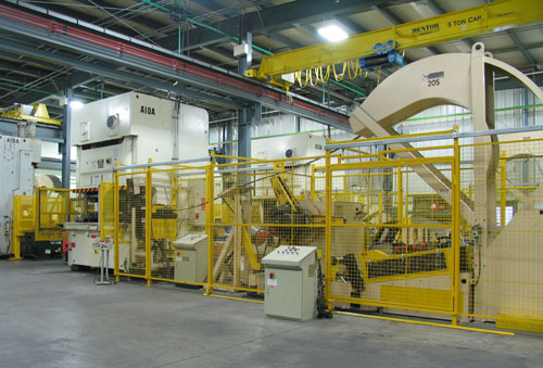 facilities scheduling at mayer manufacturing The new breed: value added suppliers  jim mayer many smaller manufacturing businesses today don't have  that destroy margins and production scheduling.